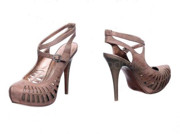 Шикарные новые туфли-босоножки от Bcbg Max Azria