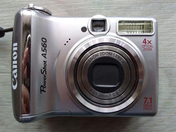 Фотоаппарат Canon A 560