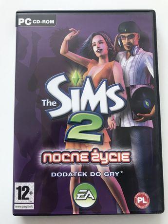 The Sims 2 - Nocne życie