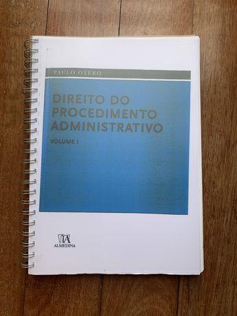 Sebenta Direito Do Procedimento Administrativo Vol. I