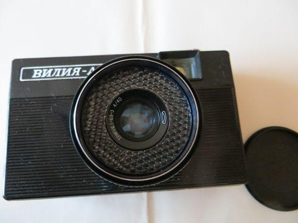 Фотоаппарат ВИЛИЯ-АВТО в отличном состоянии.
