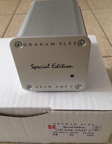 Graham Slee Gram Amp 2se phono preamp
