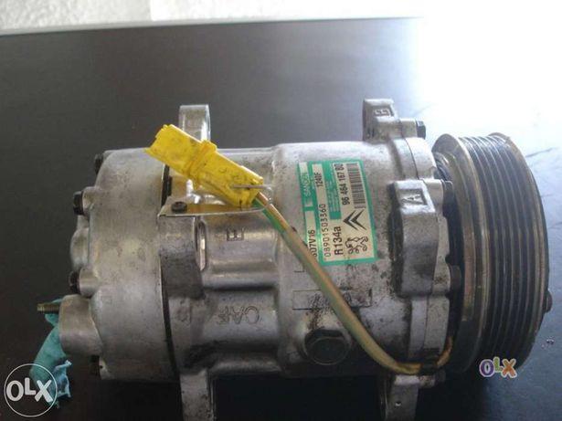 Compressor A.C. Citroen / Peugeot / 2003