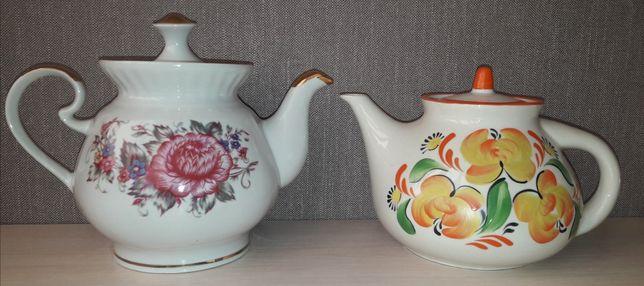 Чайник фарфор керамика