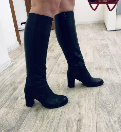 Сапоги ботинки nursace basconi zara