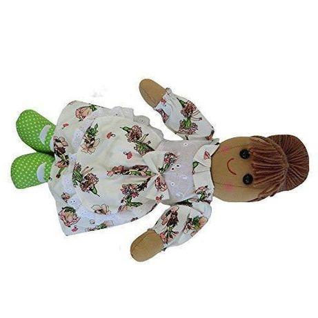 Kwiatowa wróżka lalka ręcznie szyta Powell Craft