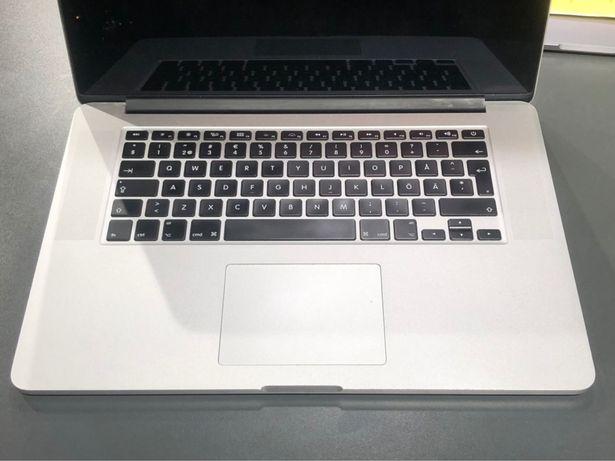 Macbook Pro 15 16gb 512gb 2013