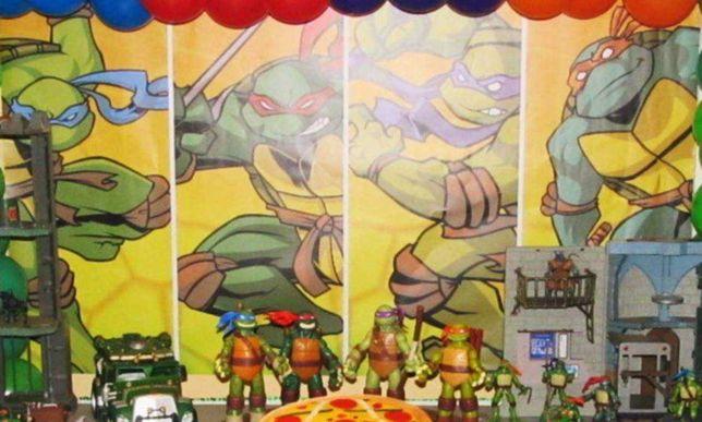 Poster Tartarugas Ninja