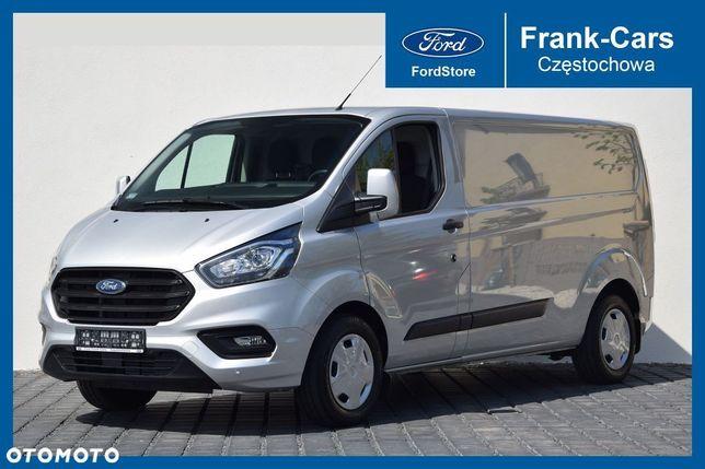 Ford Transit Custom MCA 2.0 EcoBlue 130 KM Euro 6.2 Trend Van z zabudową izotermiczna  Chłodnia, Agregat chłodniczy, Catering, Gastronomia, Leki