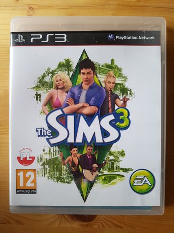 Sims 3 Pl PS3 super stan