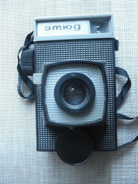 Kolekcjonerski rosyjski aparat ETIUD, rzadki na aukcjach