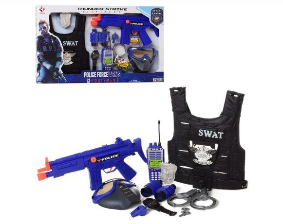 Детский игровой набор полицейского P013B