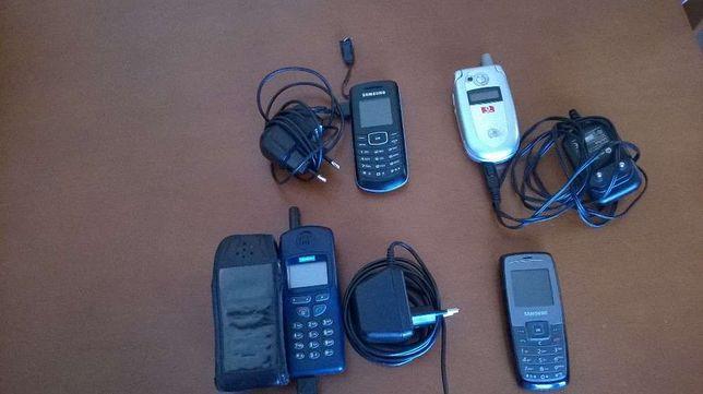 Samsung SGH-C140 e GT-E1080i