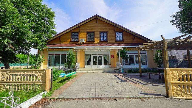 Готовый бизнес и жилье, Боровка. Магазин, дом 355м2