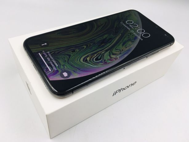 iPhone XS 64GB SPACE GRAY • PROMOCJA • GWAR 1 MSC • AppleCentrum