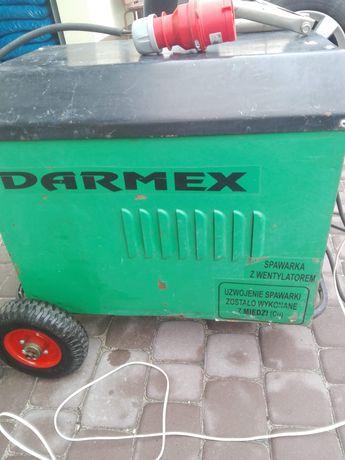 Spawarka Transformatorowa DARMEX z prostownikiem i rozruchem