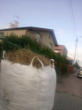 Oddam skoszoną trawę