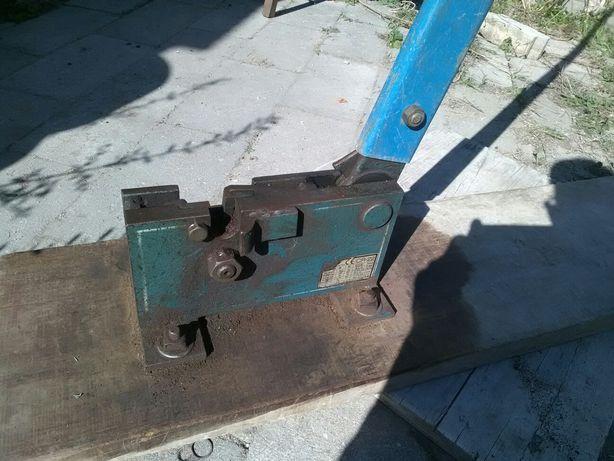 Tesoura de alavanca para aço de vários formatos, Alba CR-22