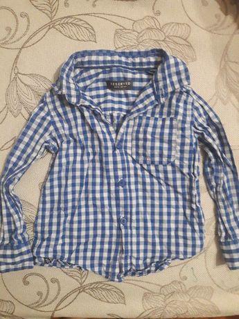 Рубашка сорочка Reserved для мальчика 92 см