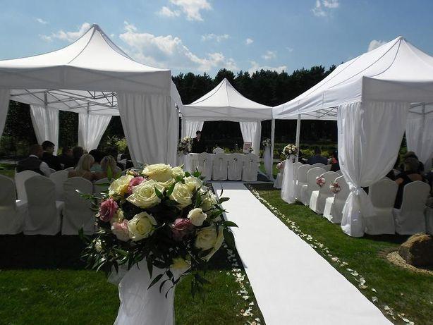 Wypozyczalnia namiotów - Wynajem hala, namiot, imprez, ślub w namiocie