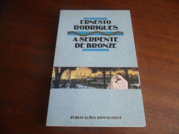 """""""A Serpente de Bronze"""" de Ernesto Rodrigues"""