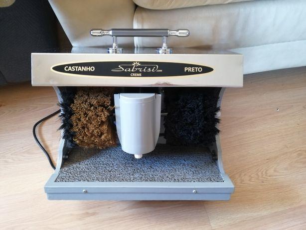 Máquina de engraxar e polir calçado Sabrisi nova