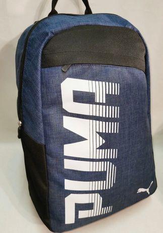 Новый школьный рюкзак Пума.