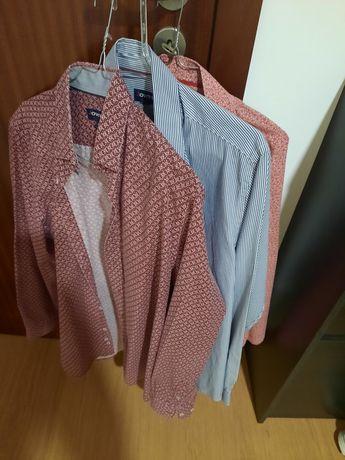 Lote de camisas homem nacional