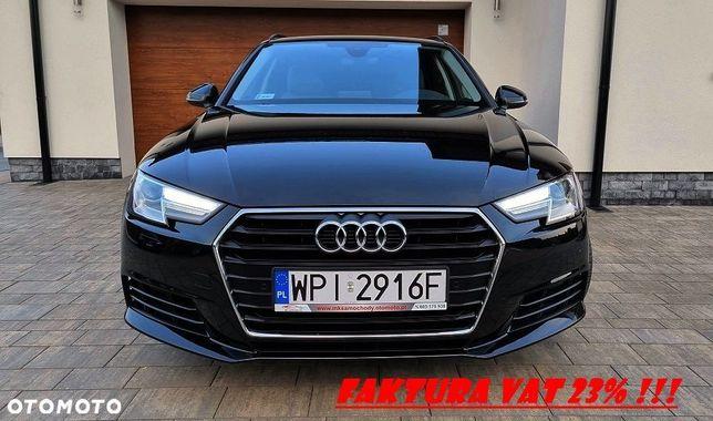 Audi A4 Bi Xenonlednavidvdklimatronik Trójstrefowyłopatkiselect