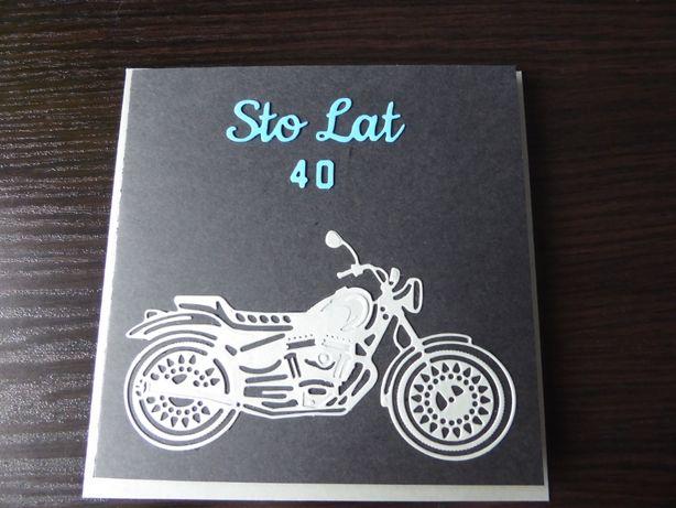 Kartka Urodzinowa 40 Urodziny, Czterdziestka