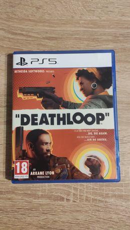 Gra Deathloop ps5 pl rezerwacja