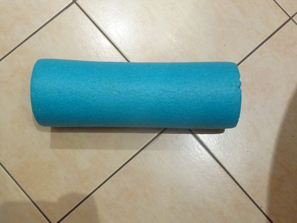 Wałek do masażu roller do ćwiczeń pilates Decathlon