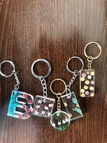 Porta-chaves resina