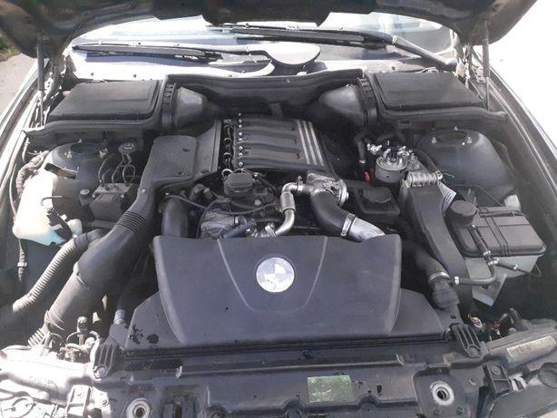 Silnik słupek BMW E39 2.0 D 136 KM