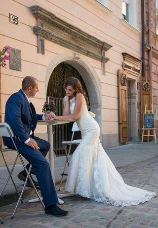 ціну знижено плаття весільне можливий прокат