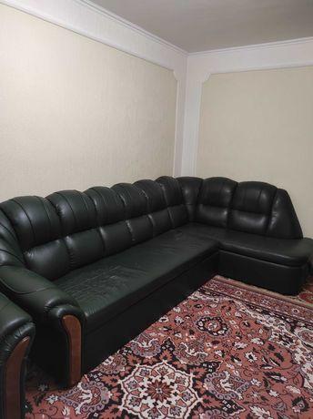 Продам розкладний диван + крісло