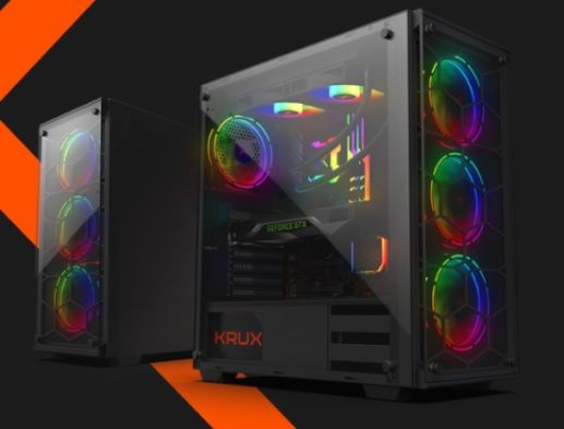 Komputer Gamingowy NOWY!i5-10400F/16GB/GTX 1650/500GB SSD M.2 Włocławek - image 1