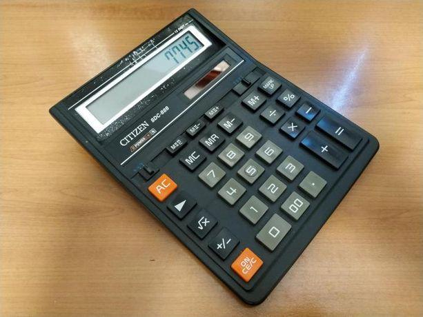 Калькулятор CITIZTN SDC-888