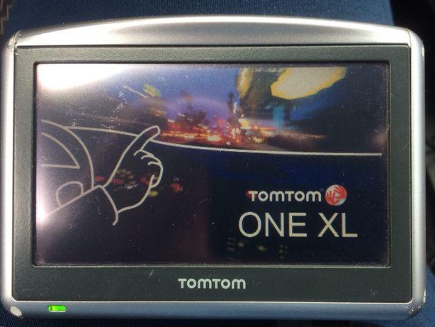 Nawigacj TomTom One XL