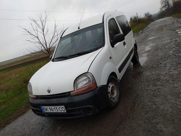 Авто Renault Kangoo 1.5/2002 року