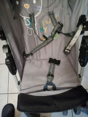 Wózek parasolka dla dziecka