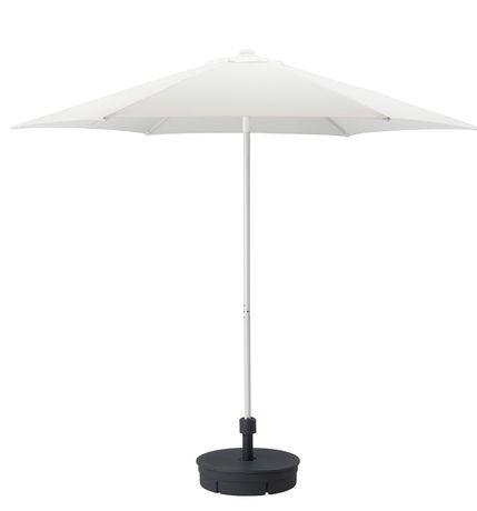 Parasol ogrodowy z podstawa Ikea Hogon + GRATIS