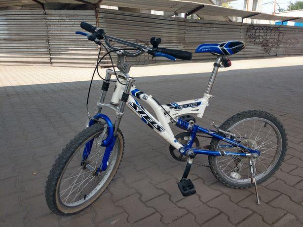 Велосипед r20. Двухподвес детский, подростковый. Stels pilot 250