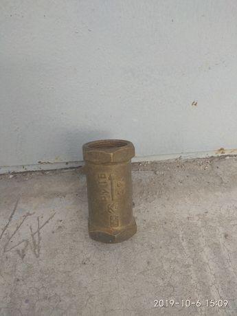 Вентиль латунный муфтовый РУ16 Ду 32