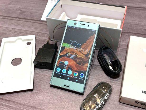 НОВЫЙ - Sony Xperia XZ1 Compact Blue Оригинальный Малайзия + Чехол