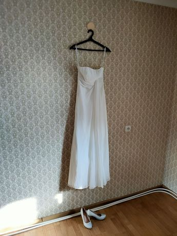 Нова весільна сукня. Розмір s