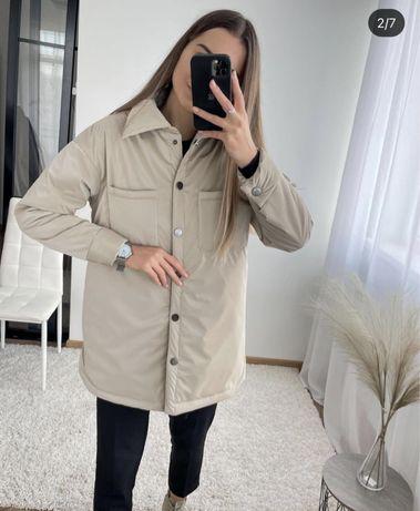 Скидка!! SALE! куртка-рубашка курточка