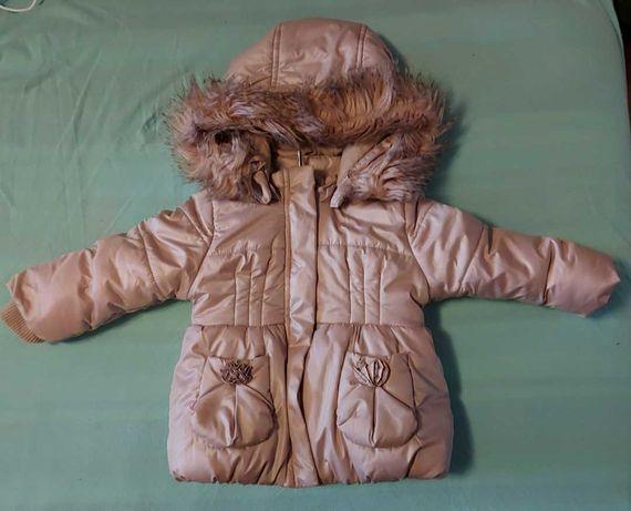 Kurteczka zimowa rozmiar 68-74