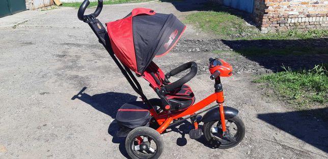 Продам 3-х колесный велосипед для самых маленьких