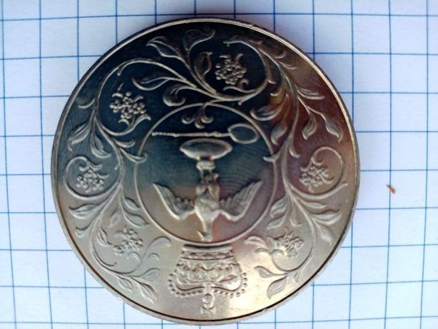 Монеты Англии до 1972,1977 г,1965,1981 (4 штуки)